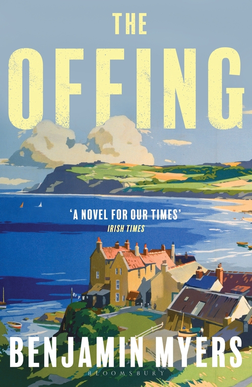 Couverture The Offing