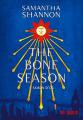 Couverture Bone season : Saison d'os, tome 1 Editions de Saxus (reliée) 2020