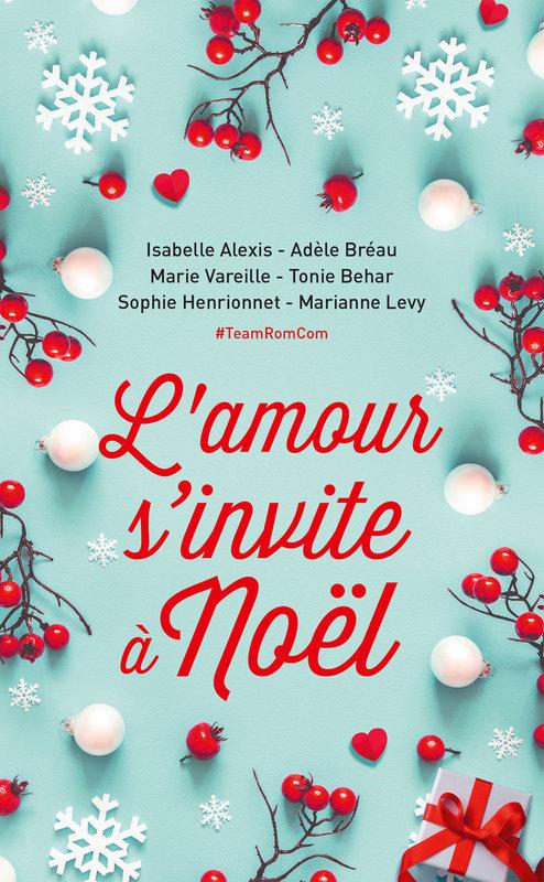Couverture L'amour s'invite à Noël