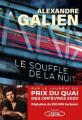 Couverture Le souffle de la nuit Editions Michel Lafon 2020