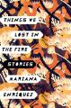 Couverture Ce que nous avons perdu dans le feu Editions Hogarth Press 2017