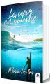 Couverture Le coeur en balance Editions MxM Bookmark (Essential) 2020