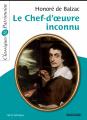 Couverture Le chef-d'oeuvre inconnu Editions Magnard (Classiques & Patrimoine) 2020