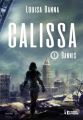 Couverture Bannis, tome 1 : Calissa Editions Evidence 2020