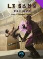 Couverture Le Sang des Mor, tome 1: Le Peuple Esclave Editions La Confrérie de l'Imaginaire 2020