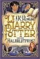 Couverture Harry Potter, tome 6 : Harry Potter et le prince de sang-mêlé Editions Carlsen (DE) 2018