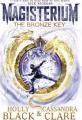 Couverture Magisterium, tome 3 : La clé de bronze Editions Corgi 2016