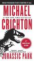 Couverture Jurassic Park / Le Parc Jurassique Editions Ballantine Books 2012