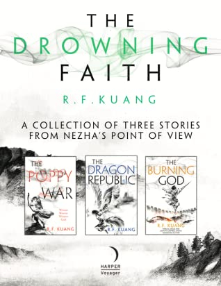 Couverture The Poppy War, tome 2.5 : The Drowning Faith