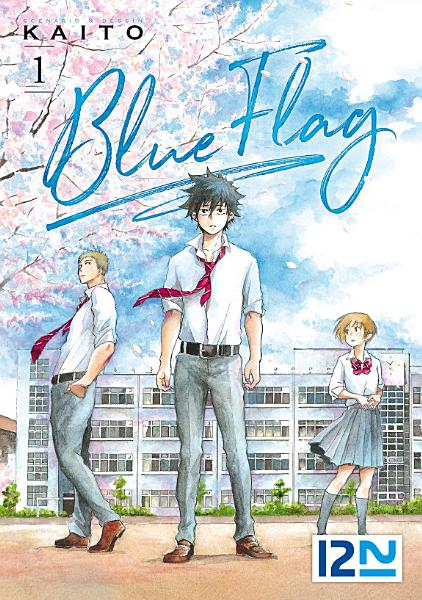 Couverture Blue Flag, tome 1