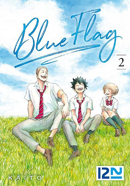 Couverture Blue Flag, tome 2