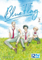 Couverture Blue Flag, tome 2 Editions 12-21 2020