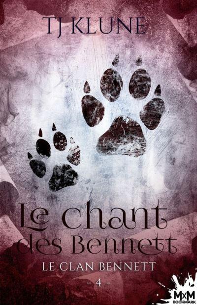 Couverture Le clan Bennett, tome 4 : Le chant des Bennett