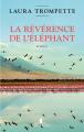 Couverture La révérence de l'éléphant Editions Charleston 2021