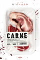 Couverture Carne Editions de l'Homme Sans Nom 2020