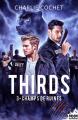 Couverture Thirds, tome 03 : Champs de ruines Editions MxM Bookmark 2020