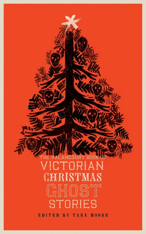 Couverture The Valancourt Book of Victorian Christmas Ghost Stories