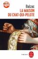 Couverture La Maison du Chat-qui-pelote Editions Le Livre de Poche (Libretti) 2019