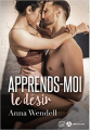 Couverture Apprends-moi le désir Editions Addictives (Luv) 2020