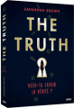 Couverture The Truth Editions Auzou  2020