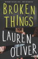 Couverture Broken Things Editions Hodder 2018