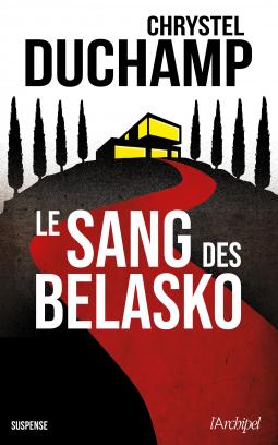 Couverture Le sang des Belasko