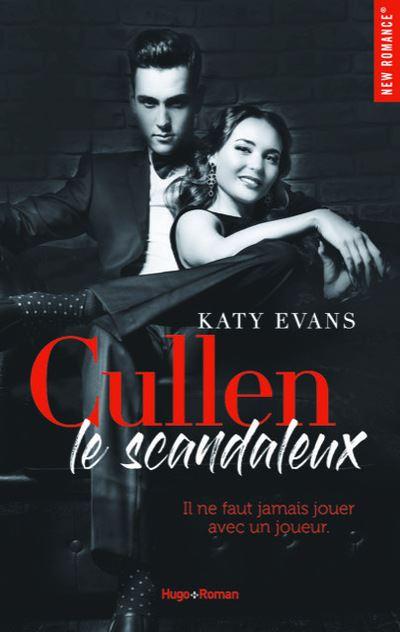 Couverture Cullen, le scandaleux
