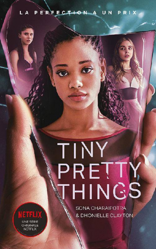 Couverture Tiny Pretty Things, tome 1
