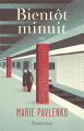 Couverture Bientôt minuit Editions Flammarion 2021