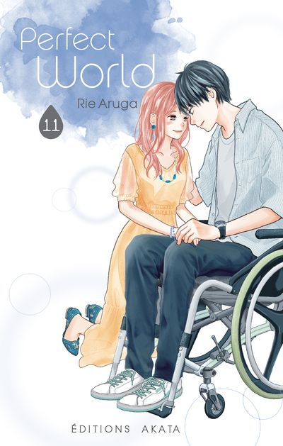 Couverture Perfect world, tome 11