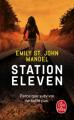 Couverture Station eleven Editions Le Livre de Poche (Bilingue) 2020