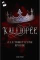 Couverture Kalliopée, tome 2 : Le tribut d'une épouse Editions Cherry Publishing 2020