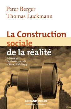 Couverture La Construction sociale de la réalité