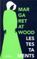 Couverture Les testaments Editions Robert Laffont (Pavillons) 2020
