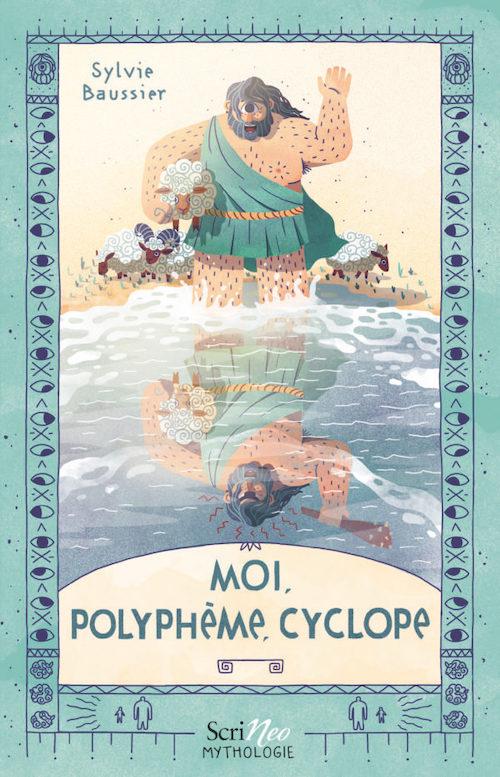 Couverture Moi, Polyphème, cyclope