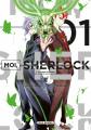 Couverture Moi, Sherlock, tome 1 Editions Soleil (Manga - Seinen) 2020