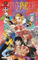 Couverture One Piece, tome 097 : Ma Bible Editions Glénat (Shônen) 2021