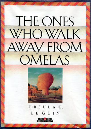 Couverture The Ones Who Walk Away from Omelas