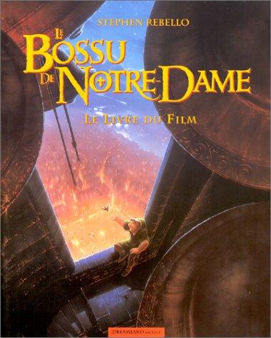 Couverture Le Bossu de Notre-Dame : le livre du film