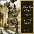 Couverture Les voyages de Gulliver Editions Librivox 2007