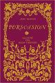 Couverture Persuasion Editions Hauteville 2020