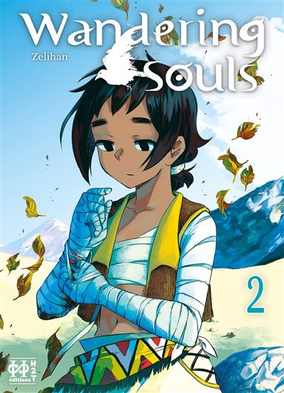 Couverture Wandering souls, tome 2