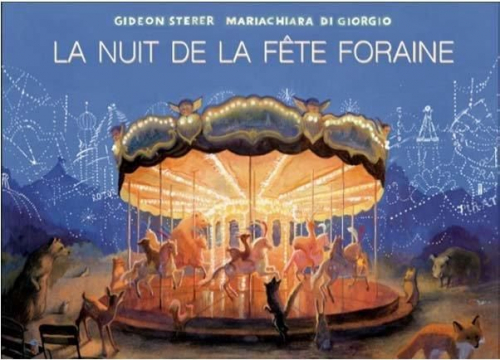 Couverture The Midnight Fair