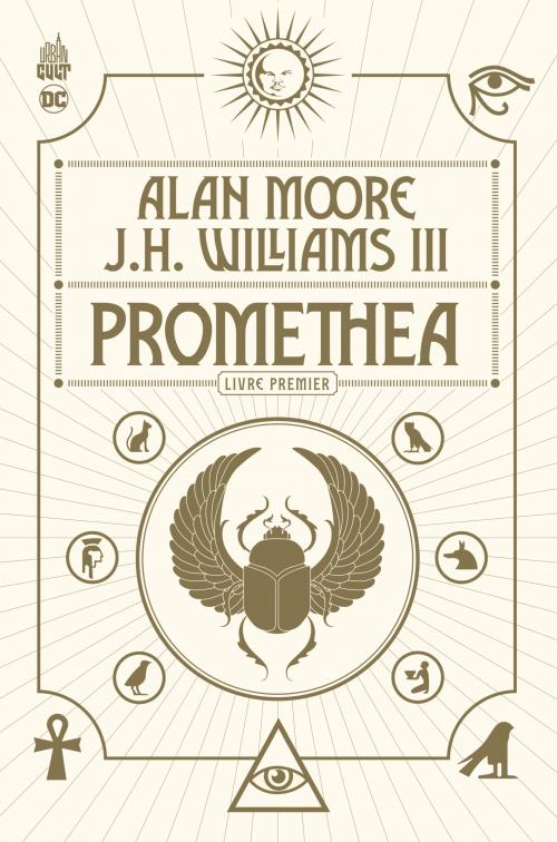 Couverture Promethea, tome 1