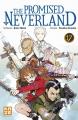 Couverture The Promised Neverland, tome 17 Editions Kazé (Shônen) 2020