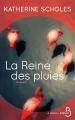 Couverture La reine des pluies Editions Belfond (Le cercle) 2019