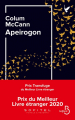 Couverture Apeirogon Editions Belfond 2020