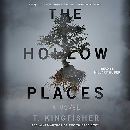 Couverture The Hollow Places