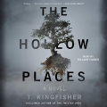 Couverture The Hollow Places Editions Simon & Schuster 2020