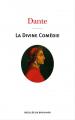 Couverture La divine comédie, intégrale Editions Desclée de Brouwer 2018